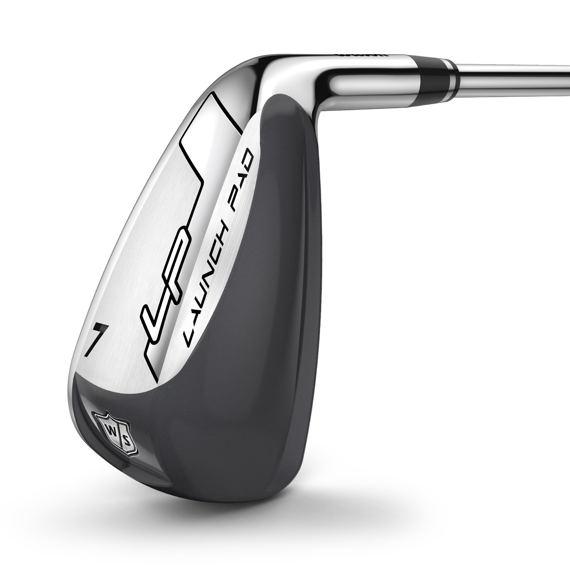 Wilson Launch Pad Irons elevate the ball and your game